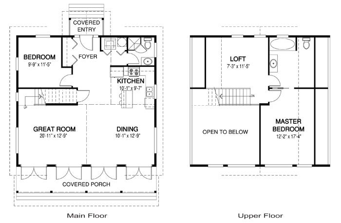 House Plans Lark 2 Linwood Custom Homes