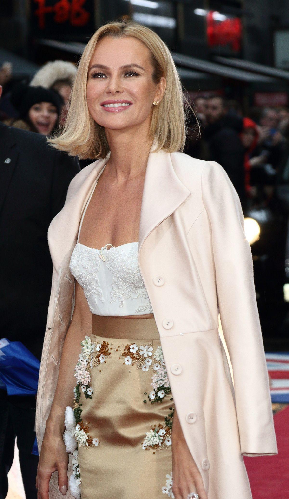 Celebrity Amanda Holden nude photos 2019