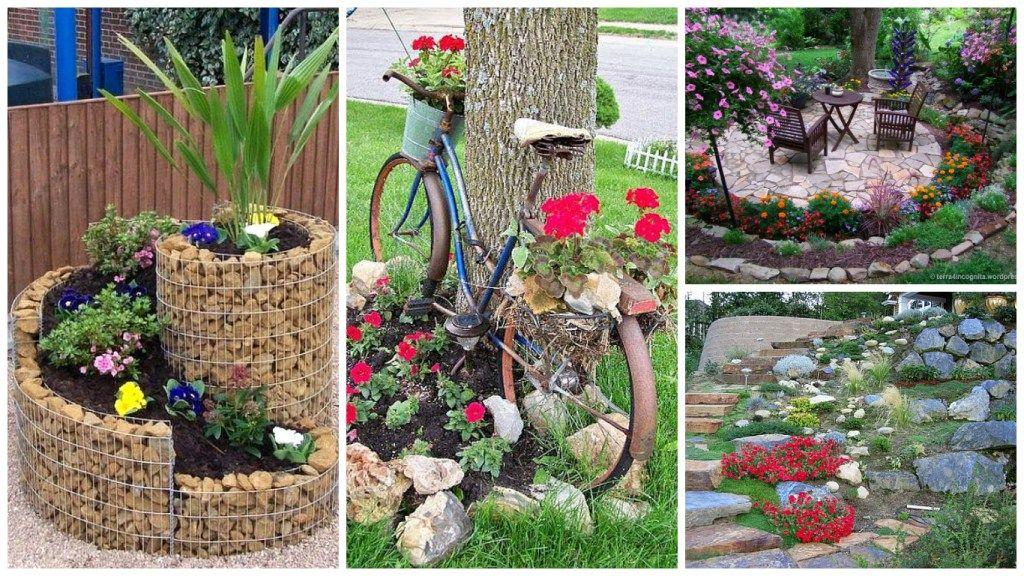 solitar de grădinărit de flori