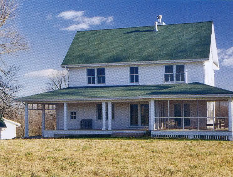 Modern farmhouse plans americas best house plans for American farmhouse plans