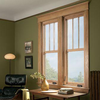 Wood Trim Molding Around Windows Aluminum Windows Are Windows Where The Casing The Frame Around T Casement Windows Marvin Windows And Doors Interior Windows