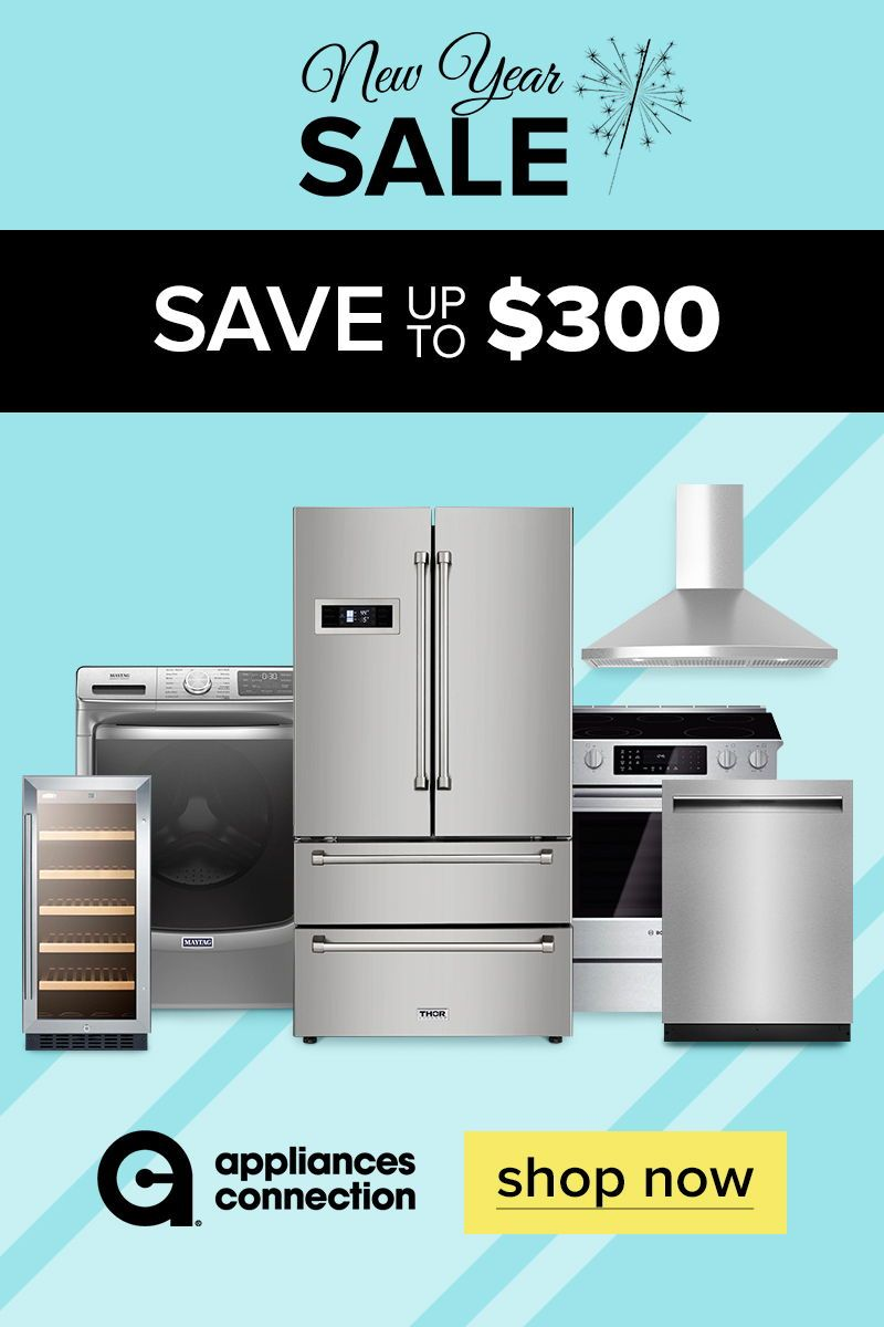 New Year Sale In 2020 Store Kitchen Appliances New Years Sales Kitchen Appliances