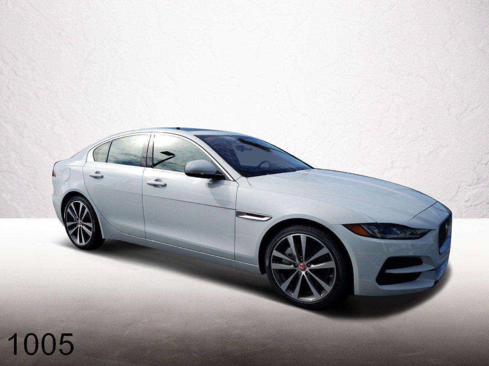 2020 All Jaguar Xe Sedan Wallpaper