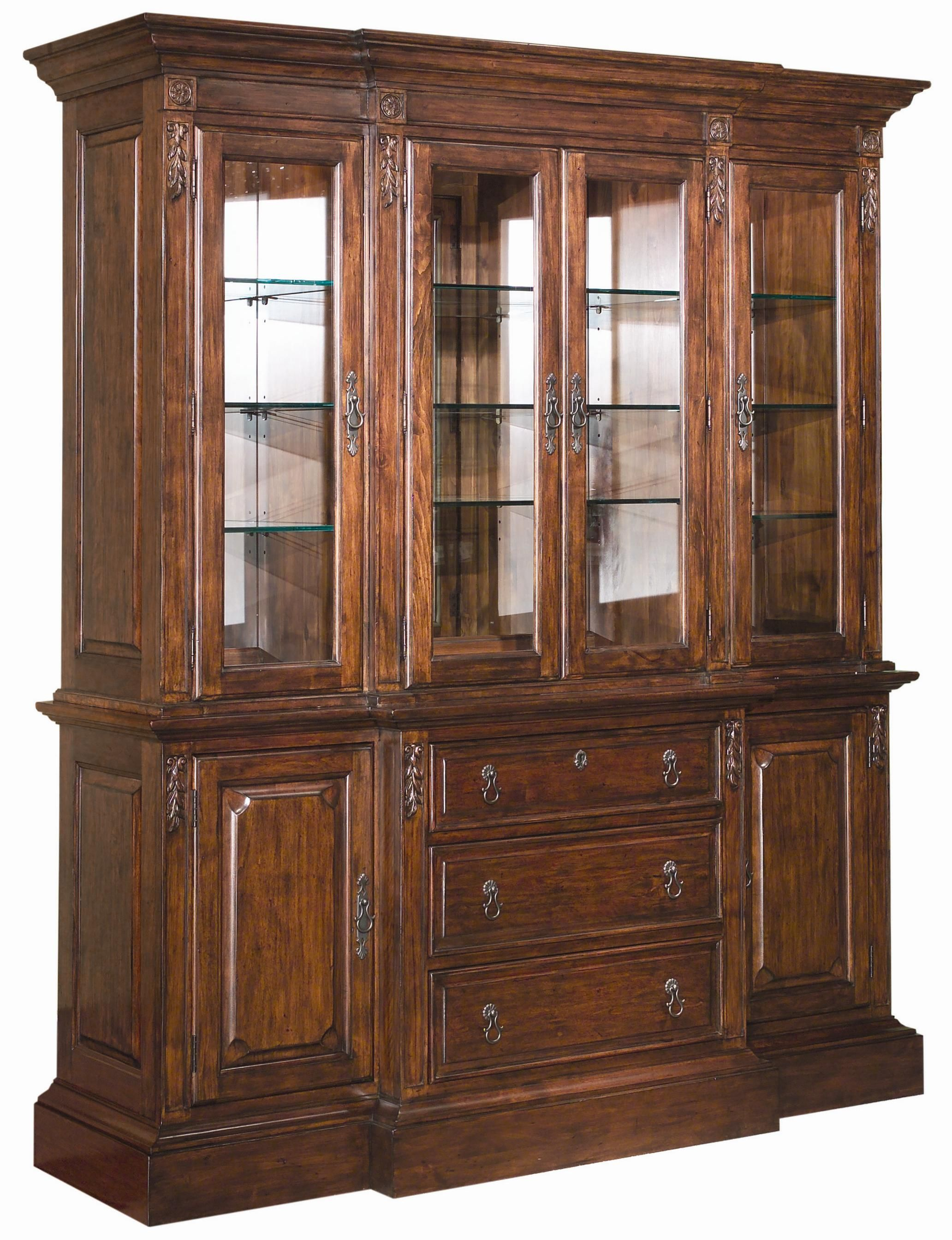 del img hutch teak woodworking furniture china cabinet design san cover