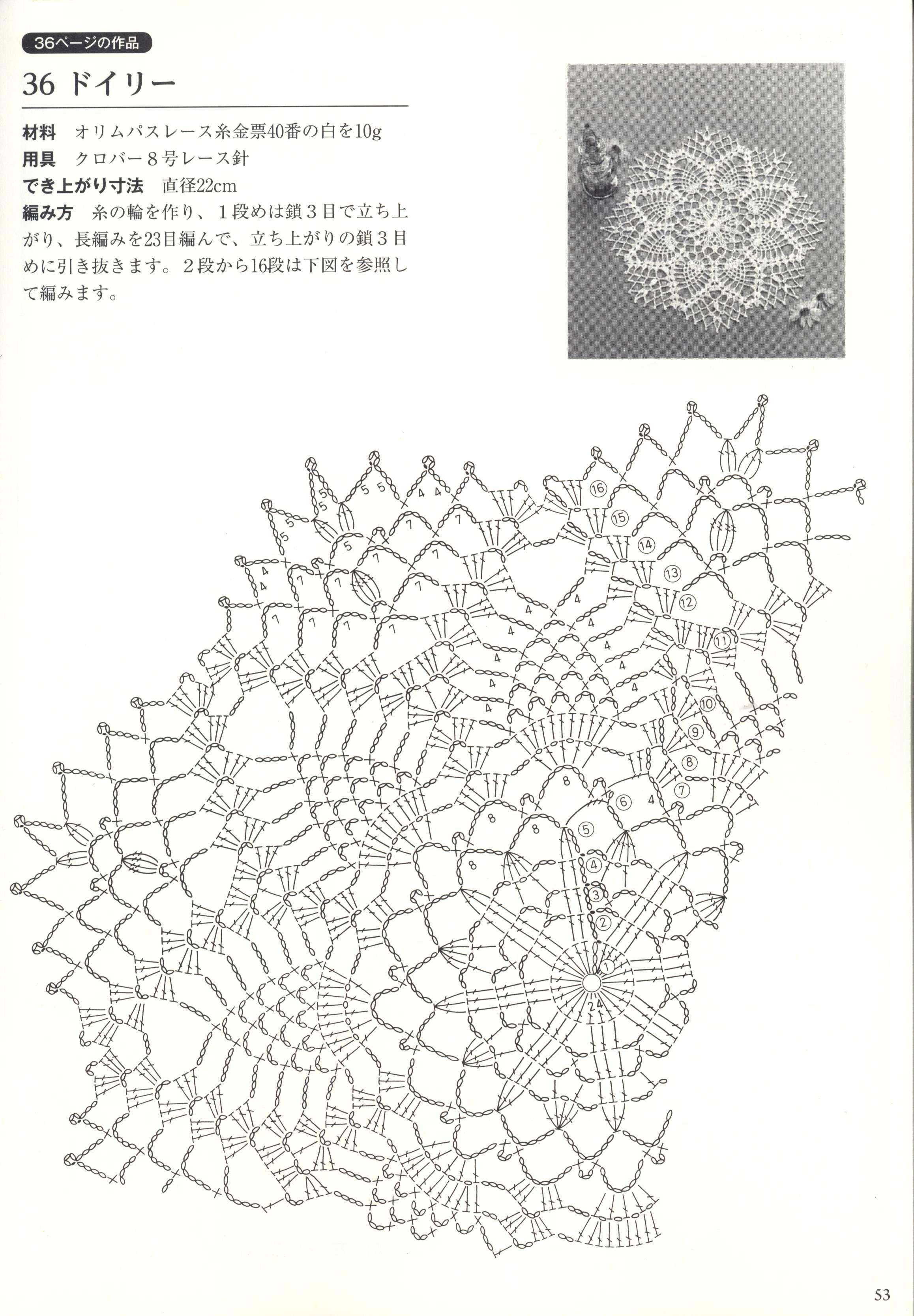 Pin By Sherell Hart On Crochet Doilies