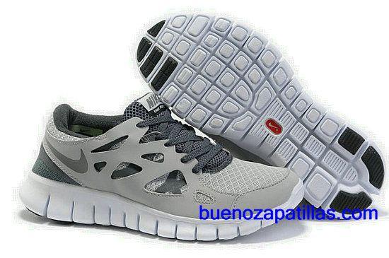 Nike Free Run 2 Couleurs Violet Gris