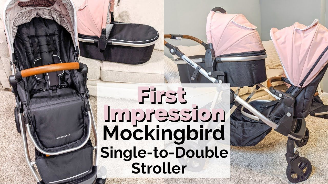 22++ Mockingbird stroller review double info