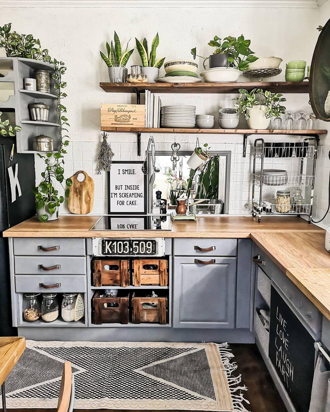 Werbung...   Haus küchen, Wohnung küche, Küche loft