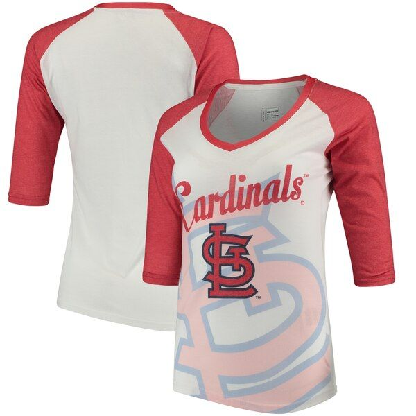 St. Louis Cardinals Forever Collectibles Women's Watermark