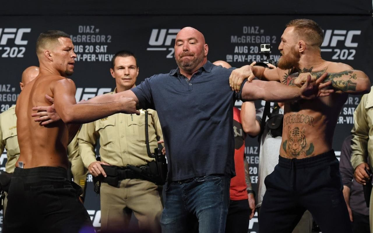 UFC 202 What time is Nate Diaz vs Conor McGregor 2