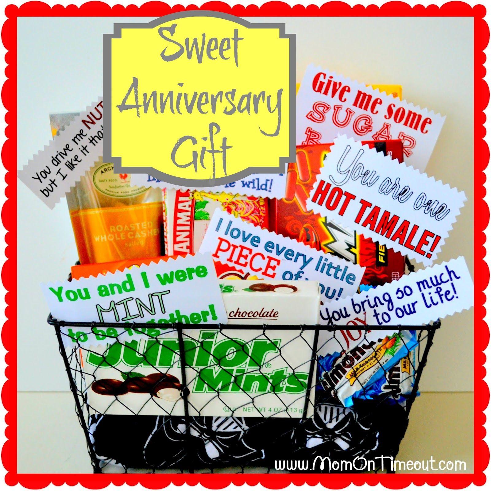 Sweet Anniversary Gift Idea Mom On Timeout Anniversary