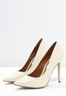 Steve Madden Proto Czolenka White Zalando Pl Heels Steve Madden Wedding Shoe