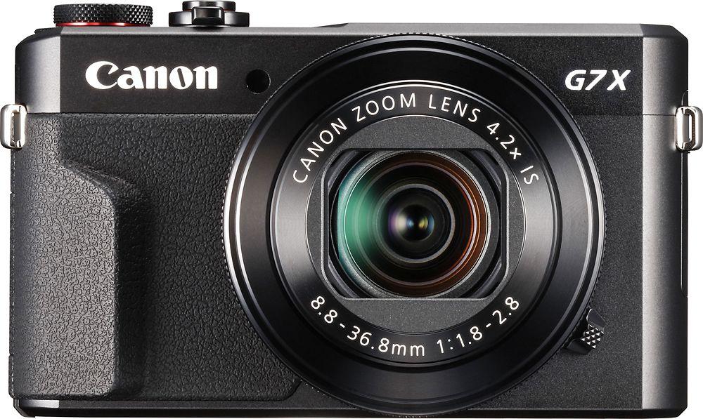 Canon Powershot G7 X Mark Ii 20 1 Megapixel Digital Camera Black 1066c001 Canon Powershot Digital Camera Canon Powershot Canon Camera