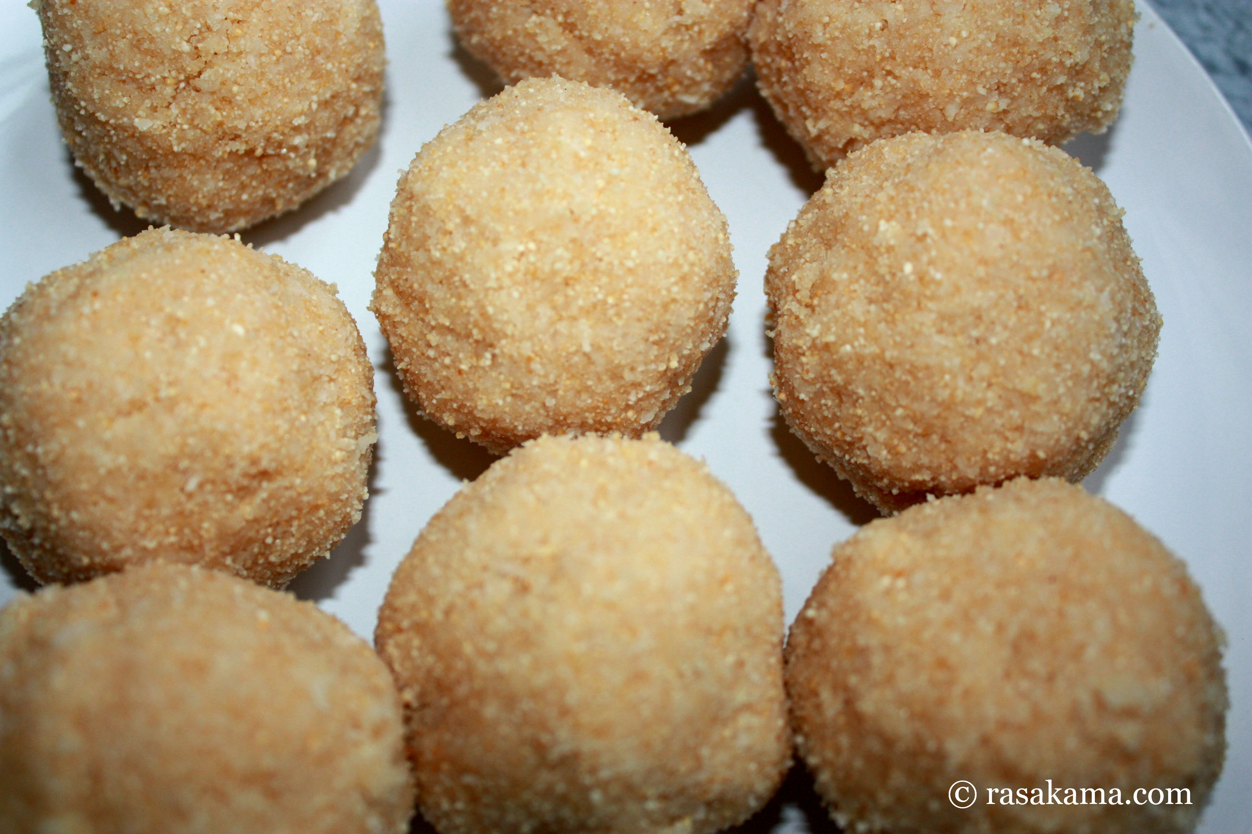 Aggala Sri Lankan sweet ( Easy to make, healthy snack) | Cakes and ...