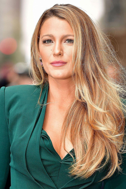 Blake Livelys Hair Is She A Mermaid Girls Pinterest Gossip