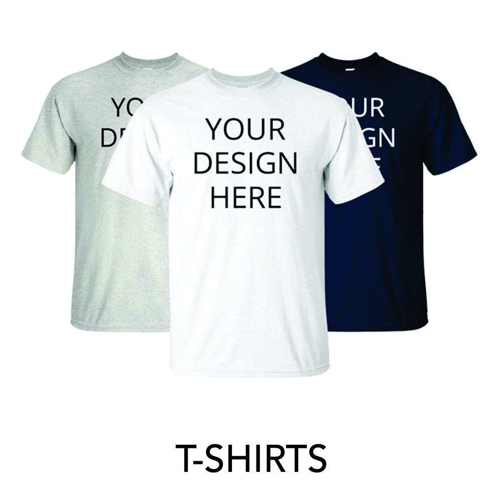Customized T-Shirts Printing - Make Personalized T-shirts with ...