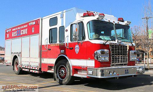Seth Granville   HEAVY RESCUE SQUADS   Fire trucks, Fire