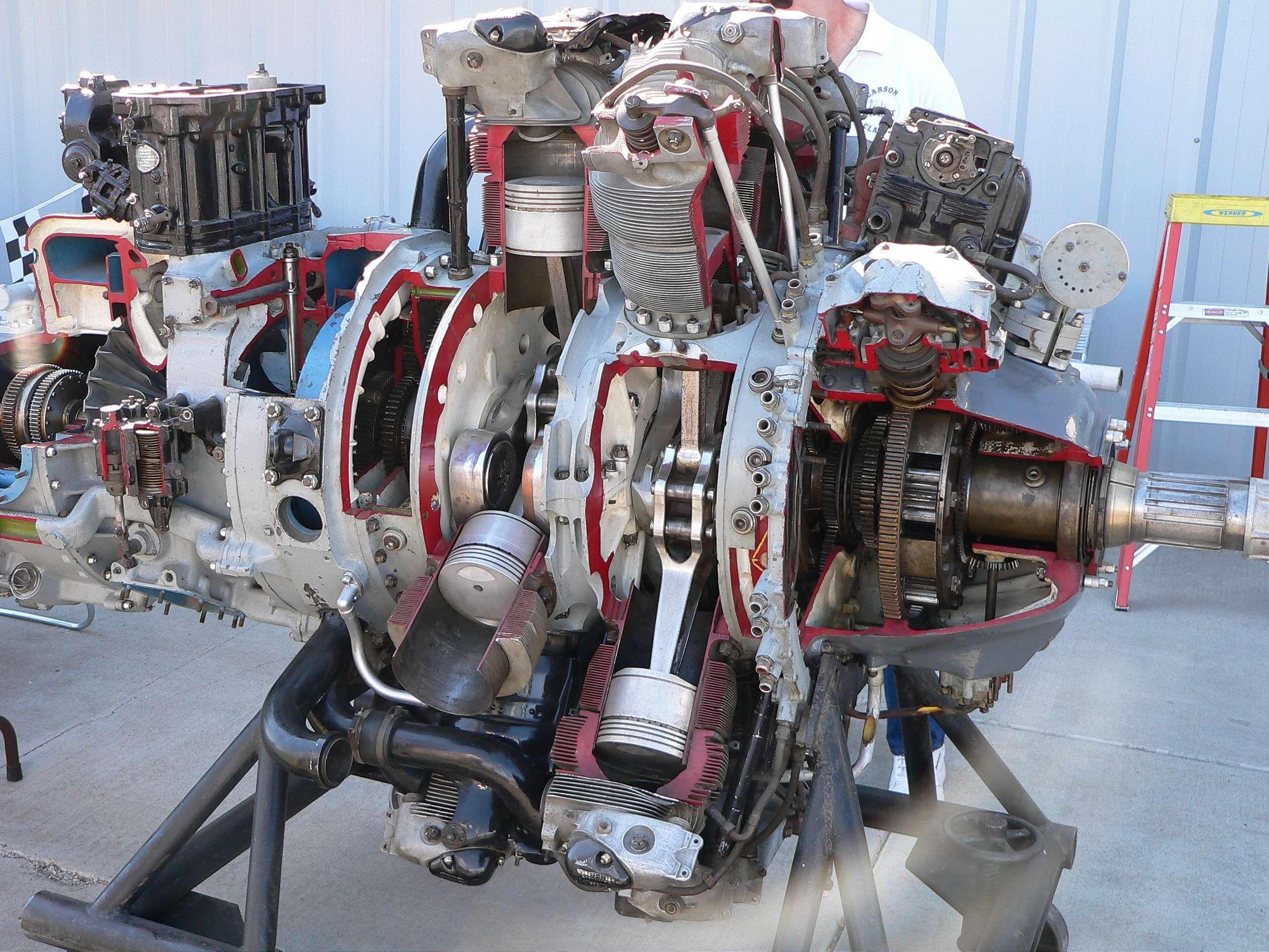 Radial Engines Motorcycles  Ccafdaf