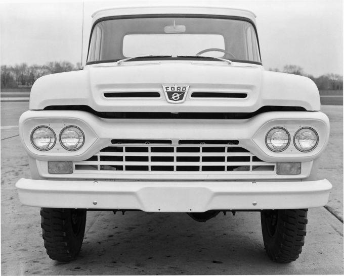 1960 Ford F100 Wiper Motor