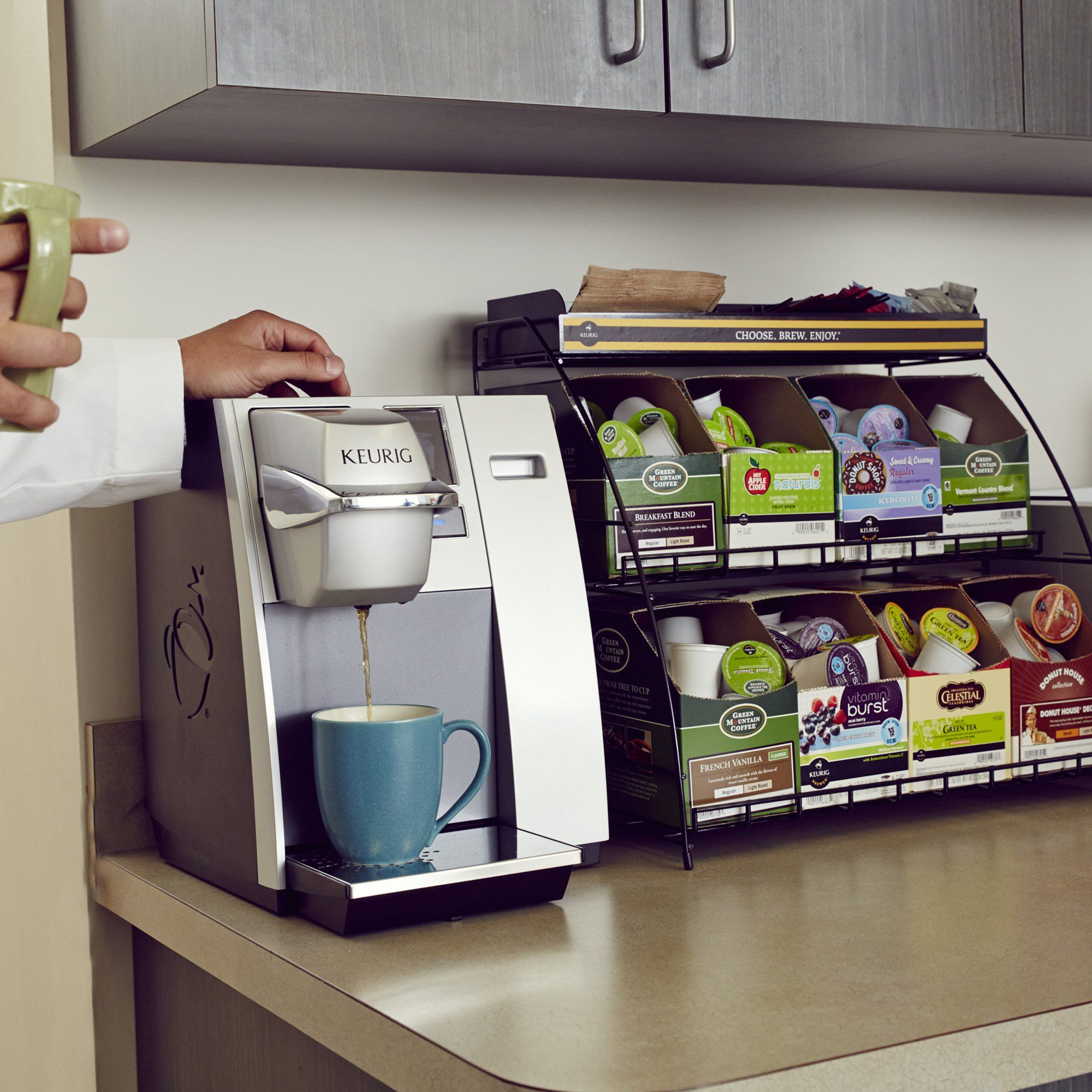 KeurigK155 Office Pro Single Cup Commercial KCup Pod