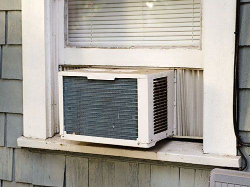 Make Appliances Last Longer Window Air Conditioner Clean Air
