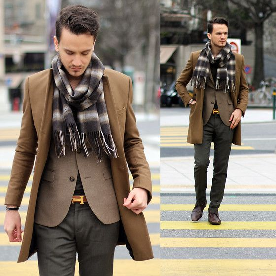 Winter Outfit Ideas for Men in New York | Mens fashion:__cat