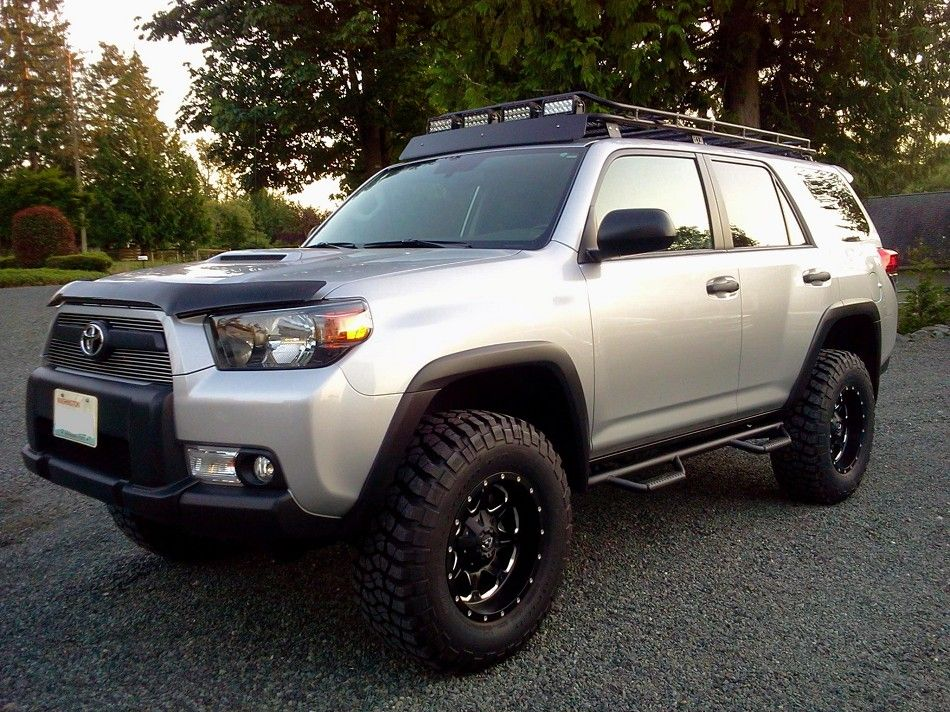 Gobi Toyota 4runner Led Roof Rack Package 2010 15 Gt4rled 1015 Toyota 4runner Gobi Roof Racks Toyota 4runner 4runner Roof Rack
