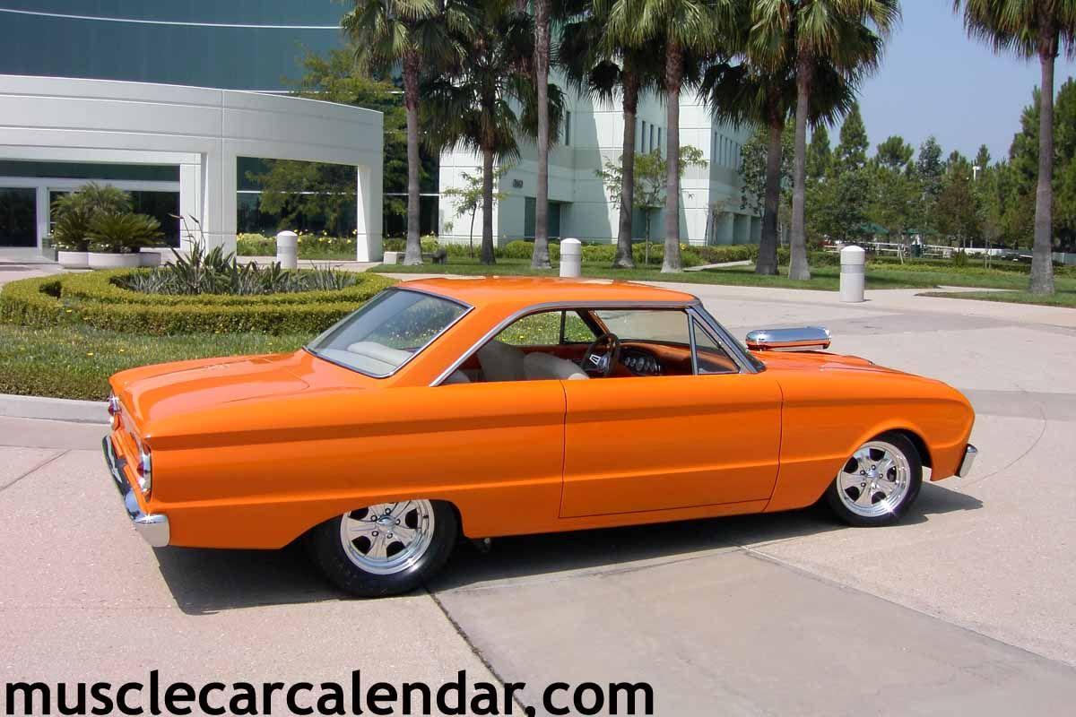 1963 And A Half Mustang