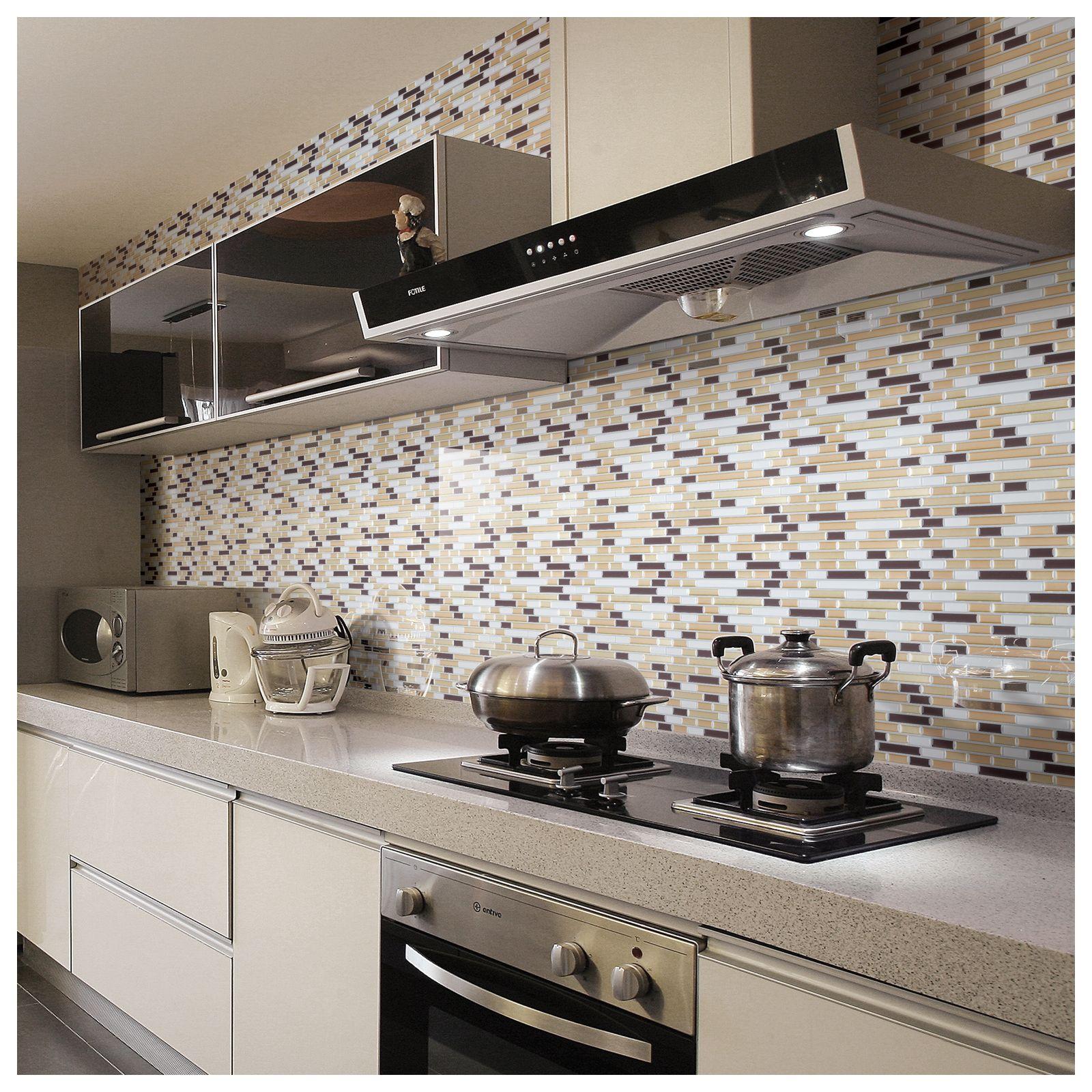 peel and stick wall tile kitchen and bathroom backsplashes tile rh pinterest co uk Peel and Stick Tiles for Living Room Wall Peel and Stick Tiles for Living Room Wall