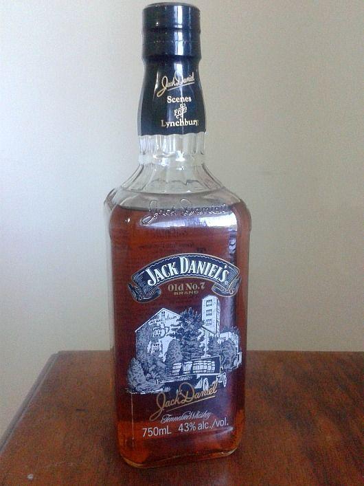 Our Commemorative Bottle