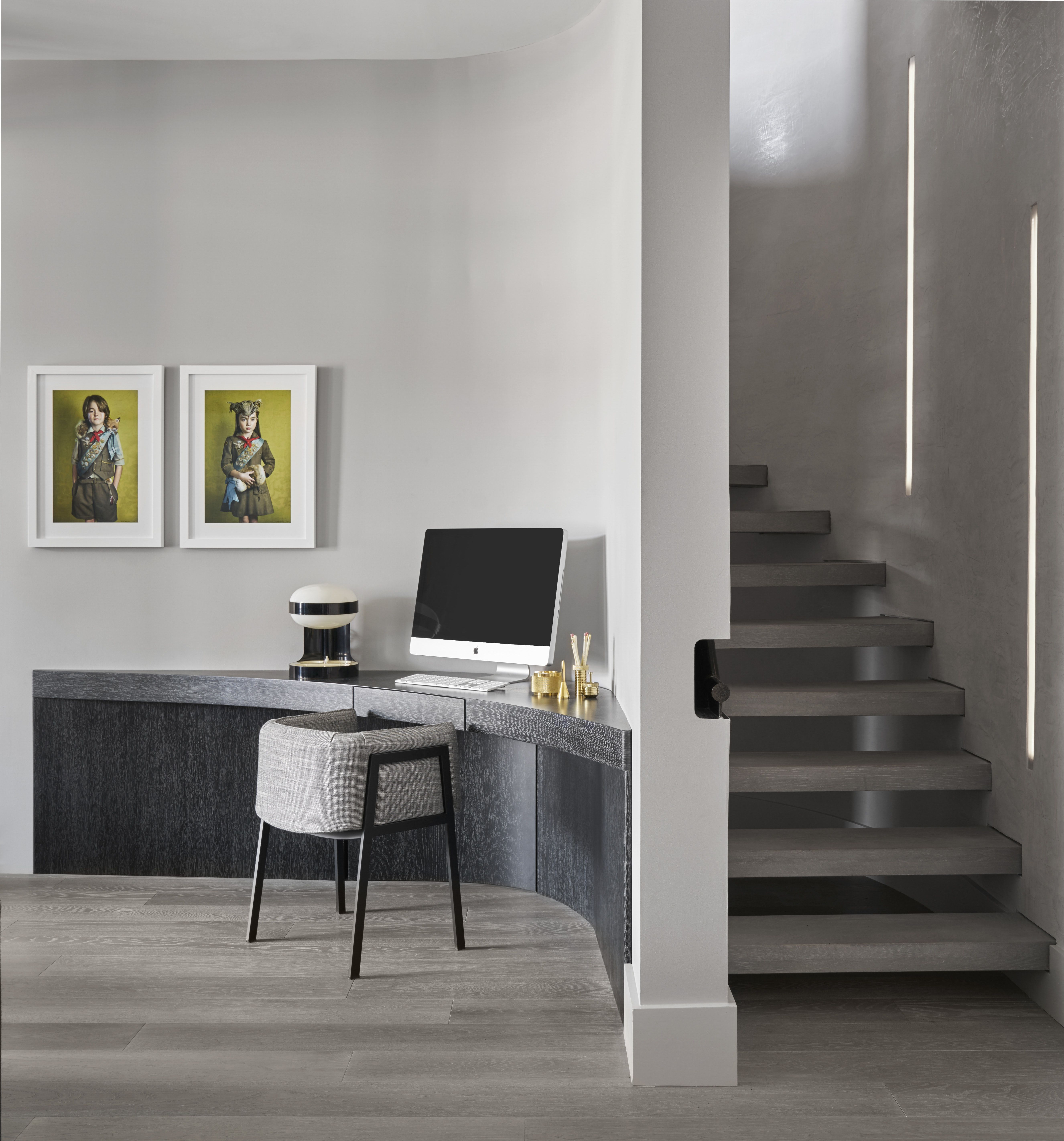 Division Street Duplex | Home Office | Pinterest | Division, Hall ...