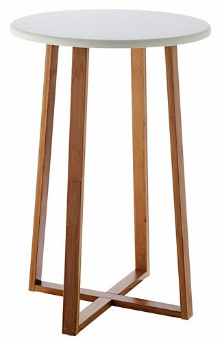 habitat drew tall side table bamboo room at home tall side rh in pinterest com