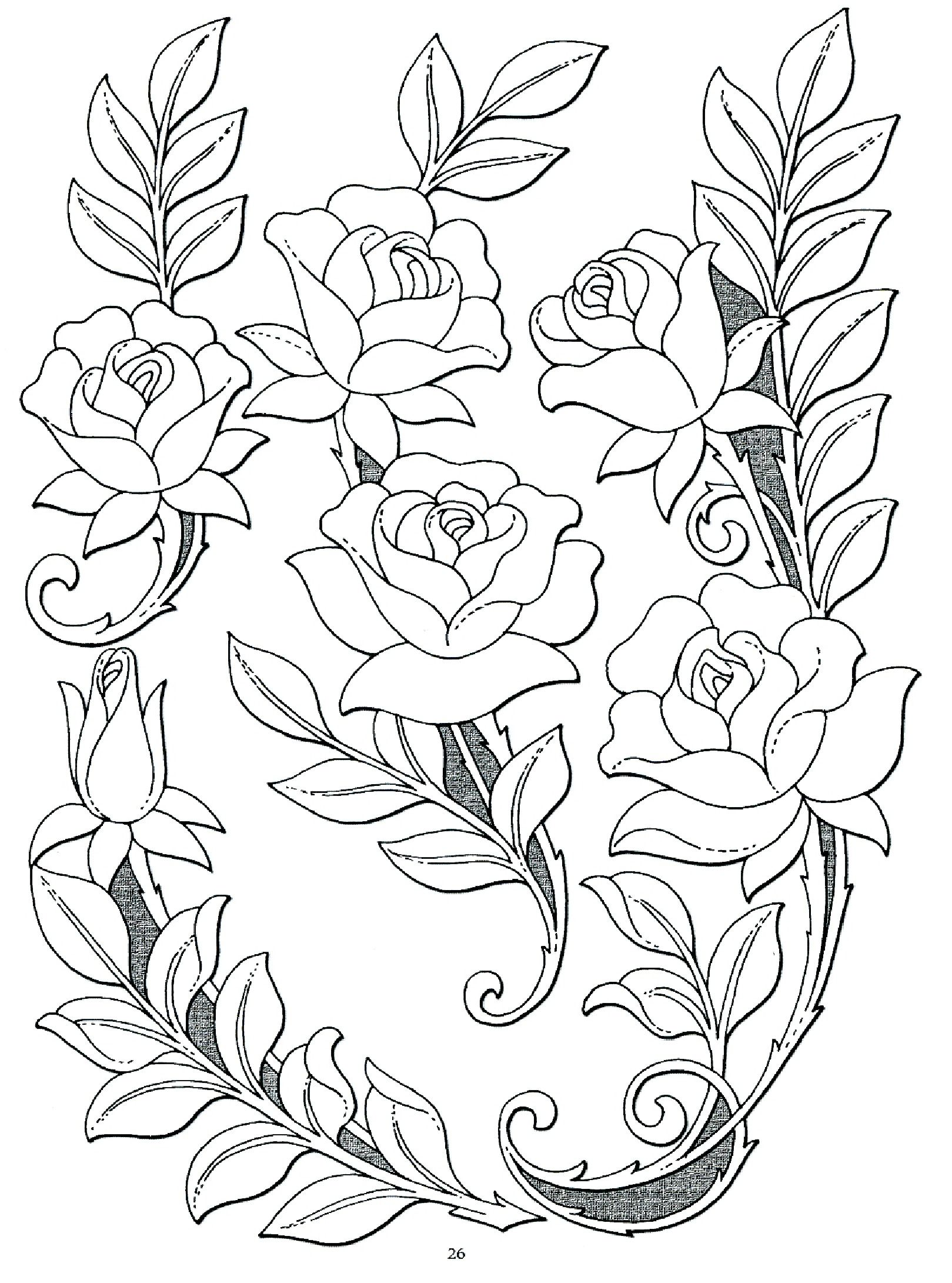 Pin by sergey paramonov on floral patterns pinterest embroidery patterns machine embroidery hand embroidery card patterns flower patterns drawing flowers rose flowers leather pattern parchment craft bankloansurffo Images