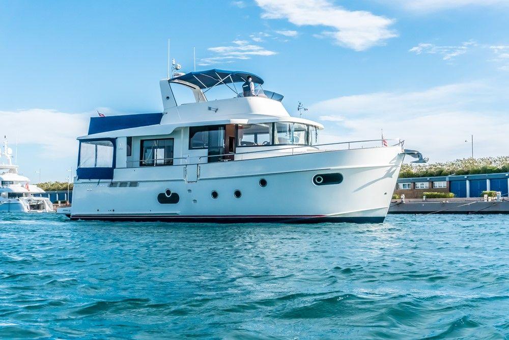 For sale 2014 Swift Trawler 50. Great