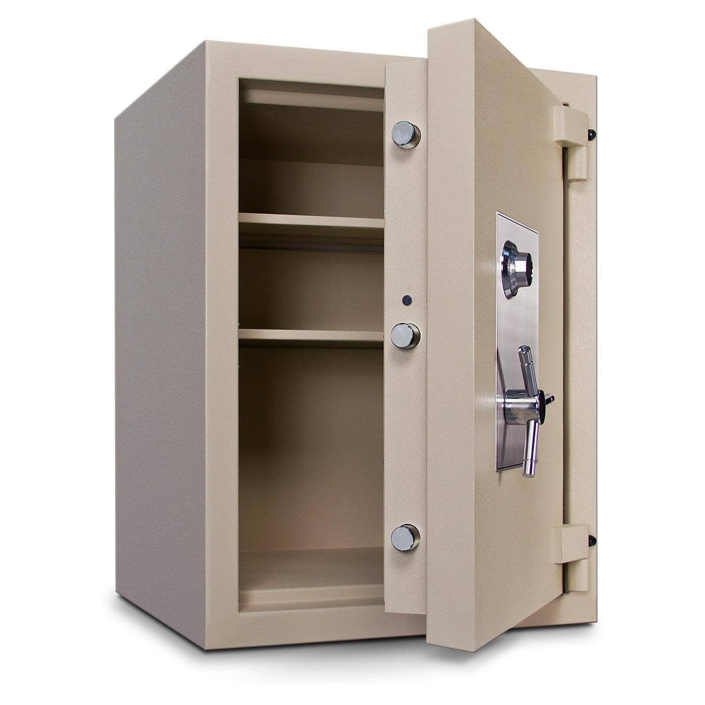 Mesa Mtle3524 Tl 15 Fire Rated Composite Safe Adjustable Shelving Safe Vault Locker Storage