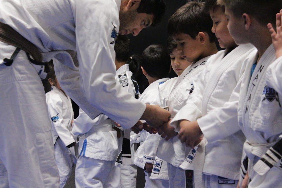 jiu jitsu classes for kids