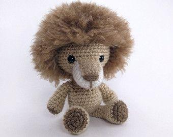 Lion Crochet Pattern Amigurumi : Pattern crochet elephant pattern amigurumi elephant pattern
