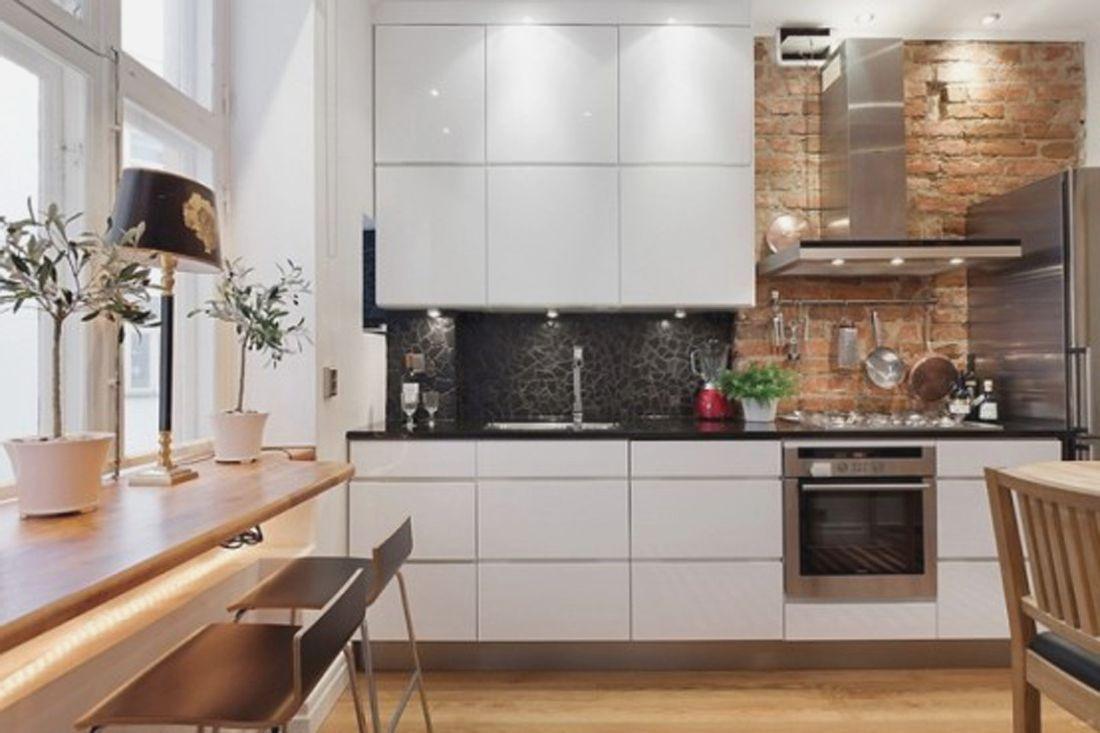 Ultra Modern Italian Kitchen Design Bsm