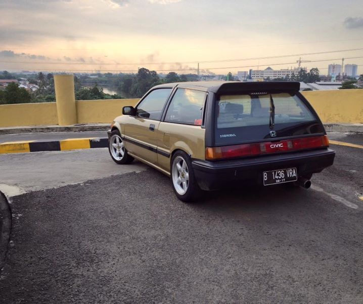 Dijual Mobil Murah Civic Wonder 87 Akhir Sb3 Tangerang Mobil