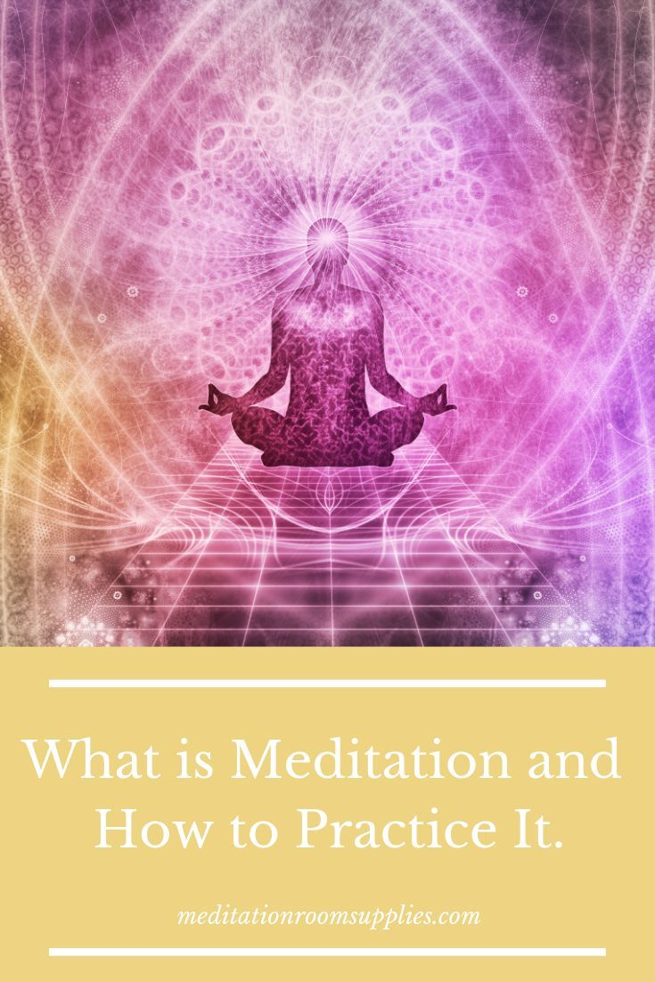 Have you wondered what is meditation and want to learn how