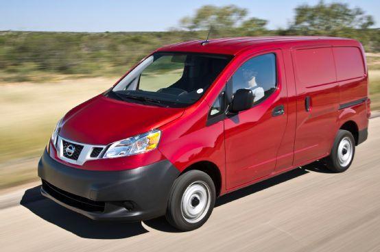 2014 Motor Trend Truck Of The Year Contender Nissan Nv200 Motor Trend Wot Nissan Vintage Vans Trucks