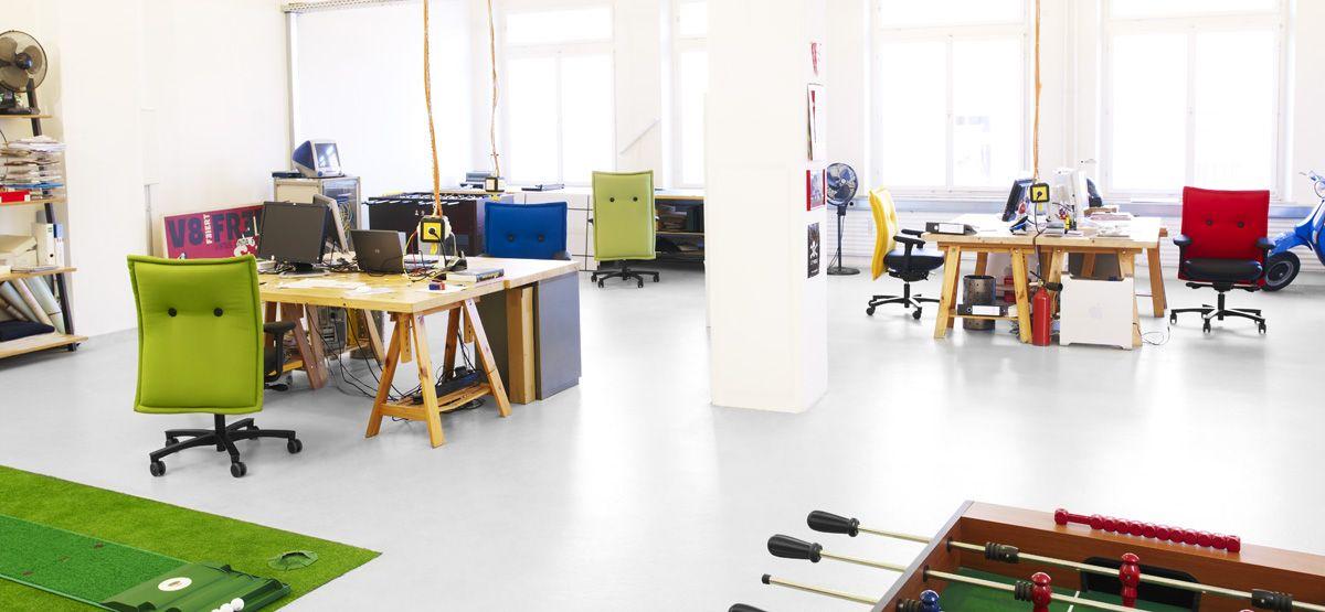Knopfler Löffler Gmbh Interior Bürostuhl Ergonomisch Stühle