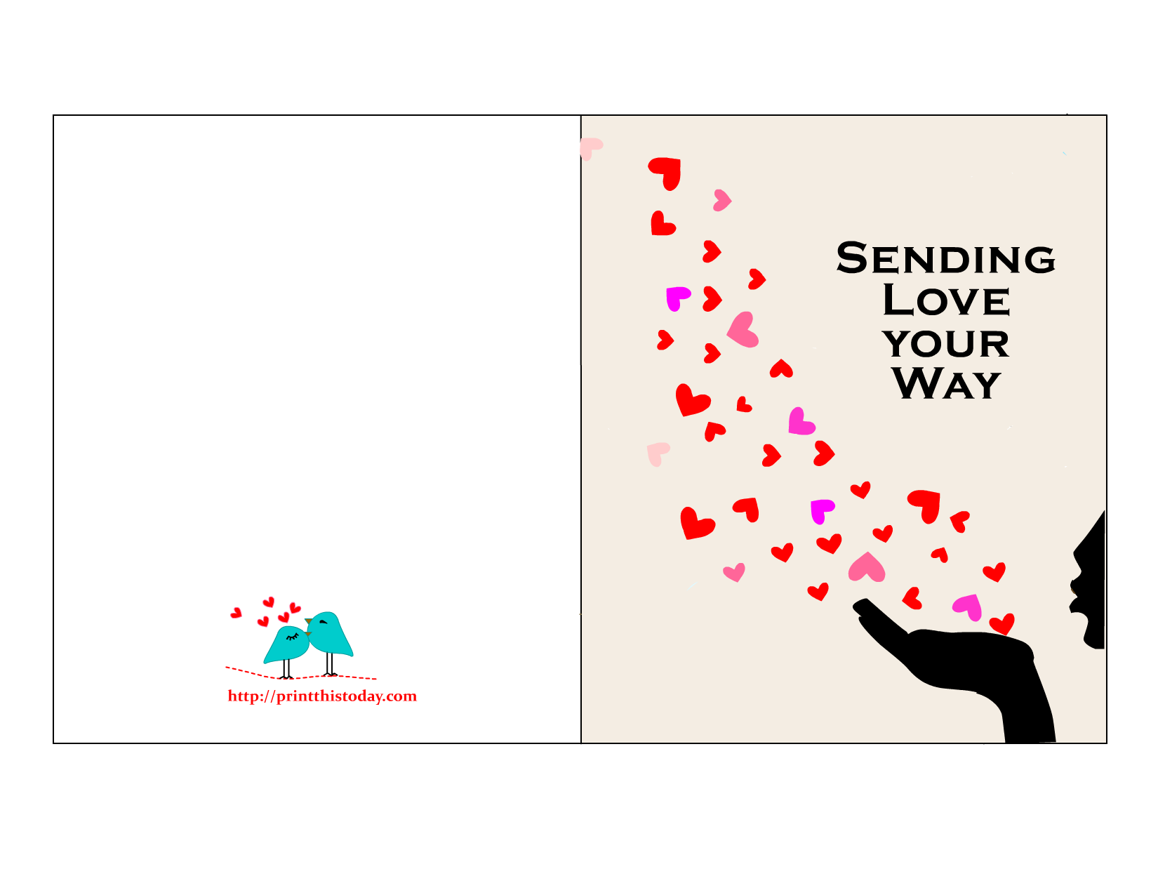On This Page You Will Find Some Adorable Free Printable Valentine Cards That Can Send To Your Husband Or Boyfriend Valentines Day Make