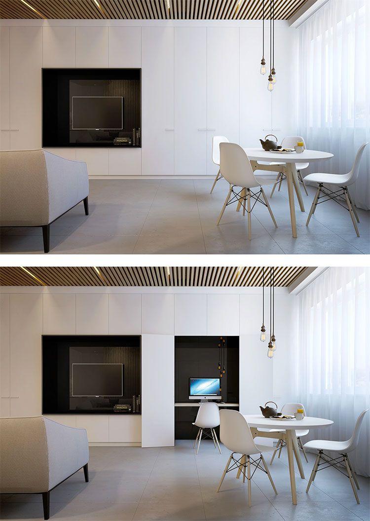Idee per Arredare una Casa Piccola in Stile Moderno ...