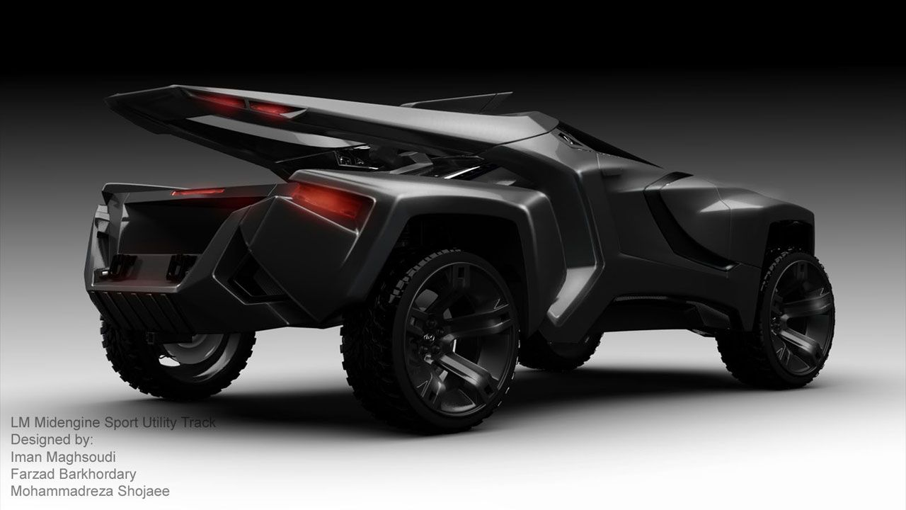 Local Motor Suv Suv Concept Images Step Pinterest Cars