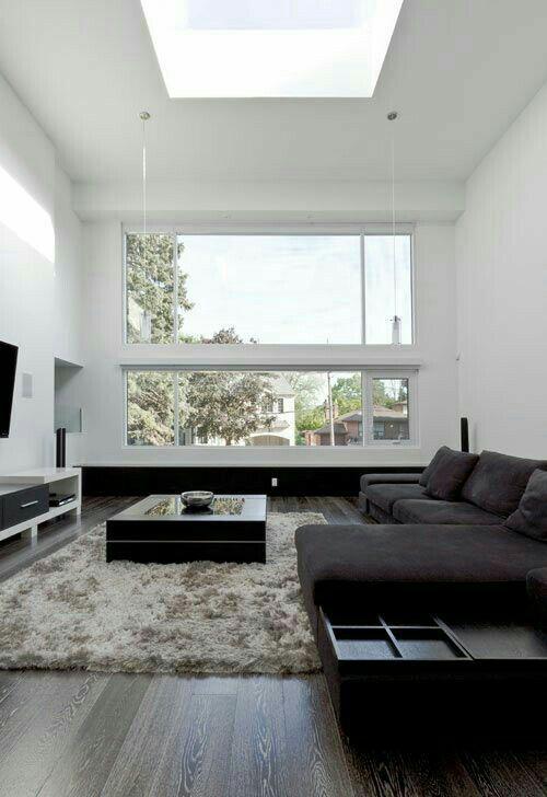 Salons Modernes, Inneneinrichtung, Wohnen, Zen Wohnzimmer, Wohnzimmer  Ideen, Minimales Leben, Minimalbadezimmer, Weiße Einrichtungen, Moderne  Einrichtung