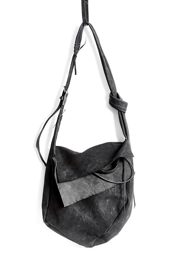 3a914c3767e leather bag 082Y - black | Accessorie | Lederen Tas, Zwart