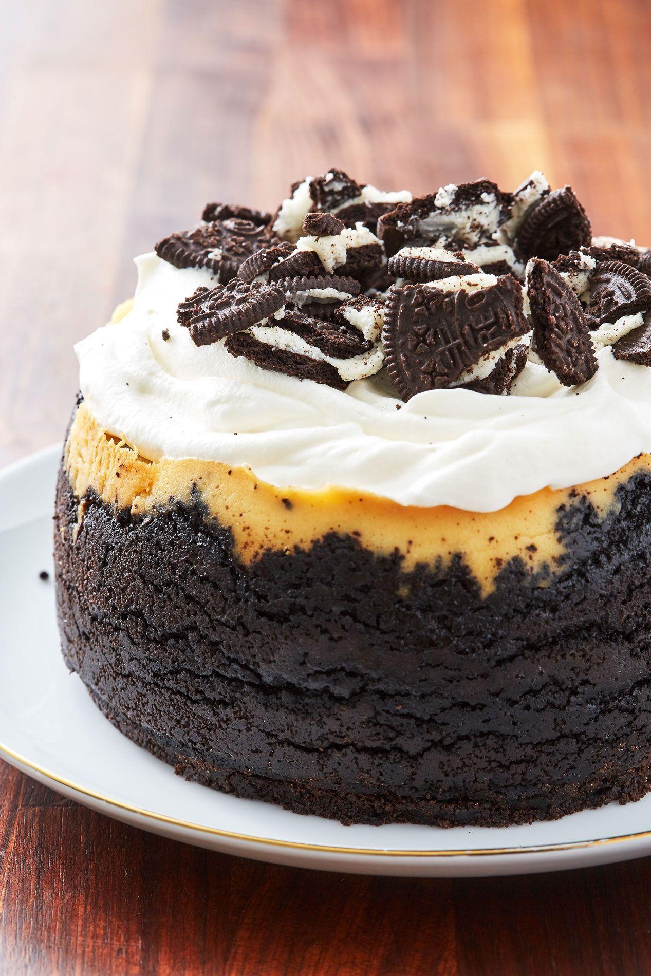 Instant pot oreo cheesecake recipe in 2020 oreo
