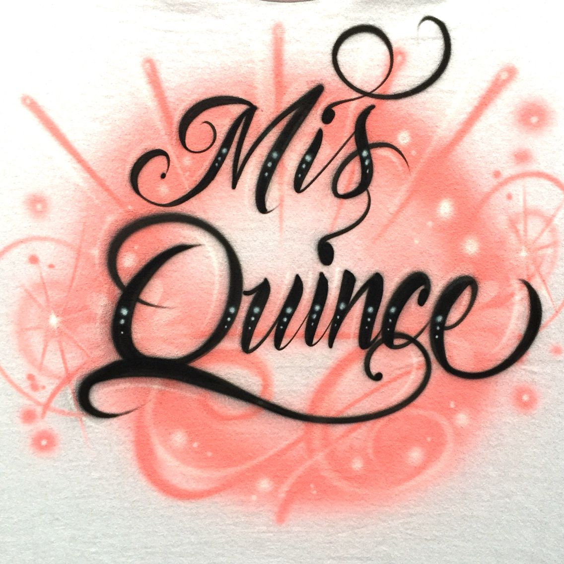 Quinceaera airbrush shirts great for prevideos and baile quinceaera airbrush shirts great for prevideos and baile sorpresa we even match the color solutioingenieria Choice Image