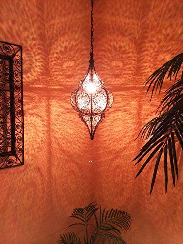 Orientalische Marokkanische Lampe Leuchte Malha Amazon De Kuche